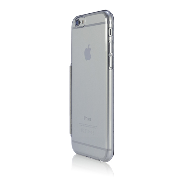 Air jacket flip for iPhone6s Plus/6 Plus (ホワイト)