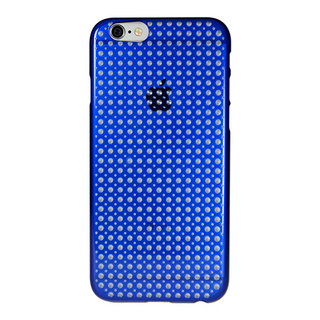 "【Web限定】AIR JACKET ""kiriko"" for iPhone6s/6 (SODA・瑠璃色)"