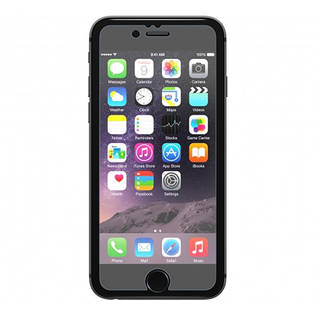 アンチグレアフィルムセット for iphone 6s plus 6 plus power support