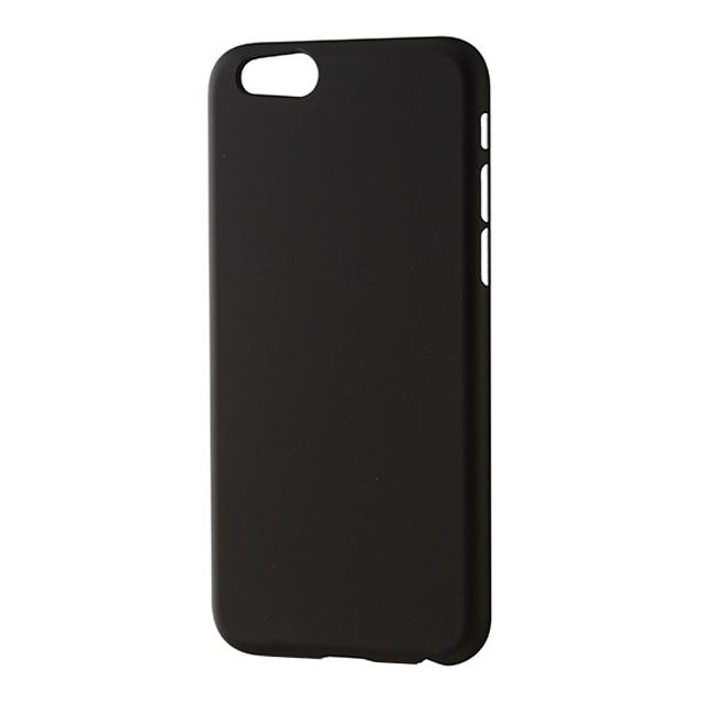 エアージャケットセット for iphone 6s plus 6 plus ラバーブラック
