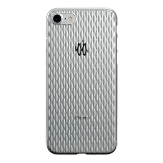 "【Web限定】AIR JACKET ""kiriko"" for iPhone8/7  米つなぎ(クリア)"