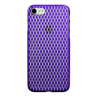 "【Web限定】AIR JACKET ""kiriko"" for iPhone7  米つなぎ(葡萄)"