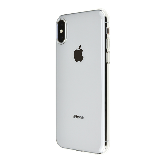 Air Jacket for iPhone X (Clear)