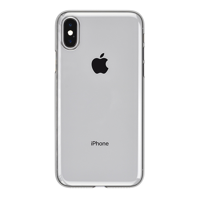 Air Jacket for iPhone X (Clear Black)