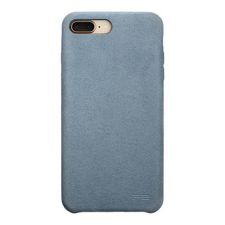 Ultrasuede(R) Air jacket for iPhone8 Plus/7 Plus  (Sky)
