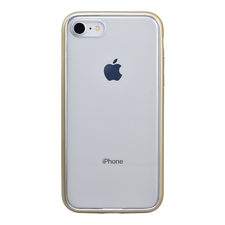Shock proof Air Jacket for iPhone8/7 (Rubber Gold)