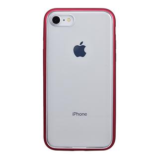Shock proof Air Jacket for iPhone8/7 (Rubber Red)