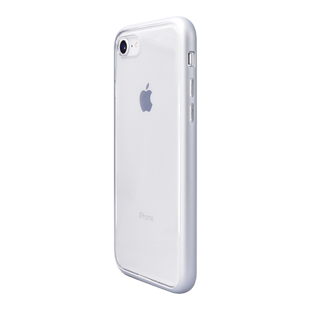 Shock proof Air Jacket for iPhone8/7 (Rubber Silver)