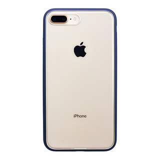 Shock proof Air Jacket for iPhone8 Plus/7 Plus  (Rubber Navy)
