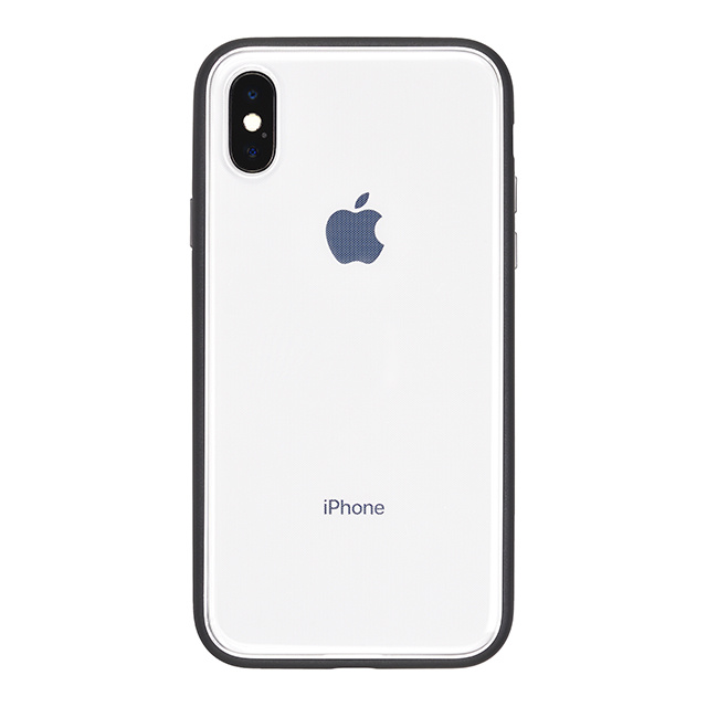 Shock proof Air Jacket for iPhone X (Rubber Black)