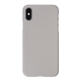 Air Jacket for iPhone XS (Rubber Gray)