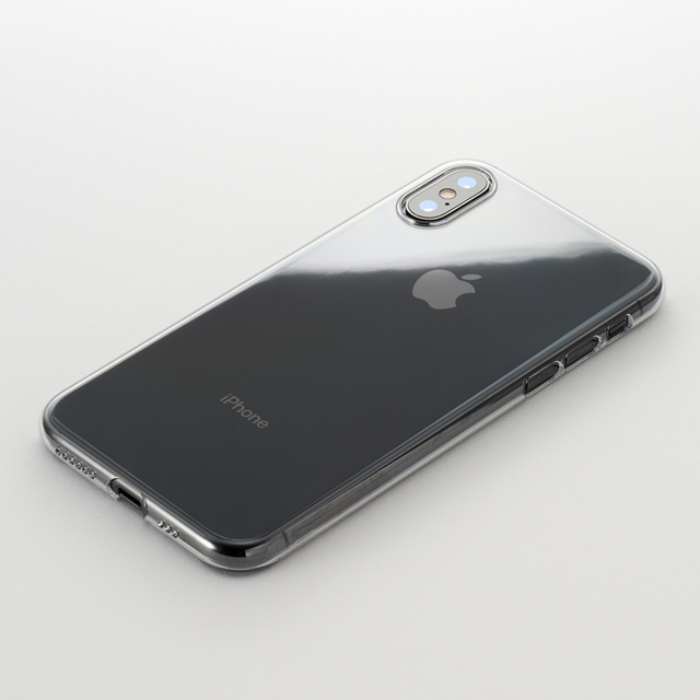 Air Jacket for iPhone XS (Clear)
