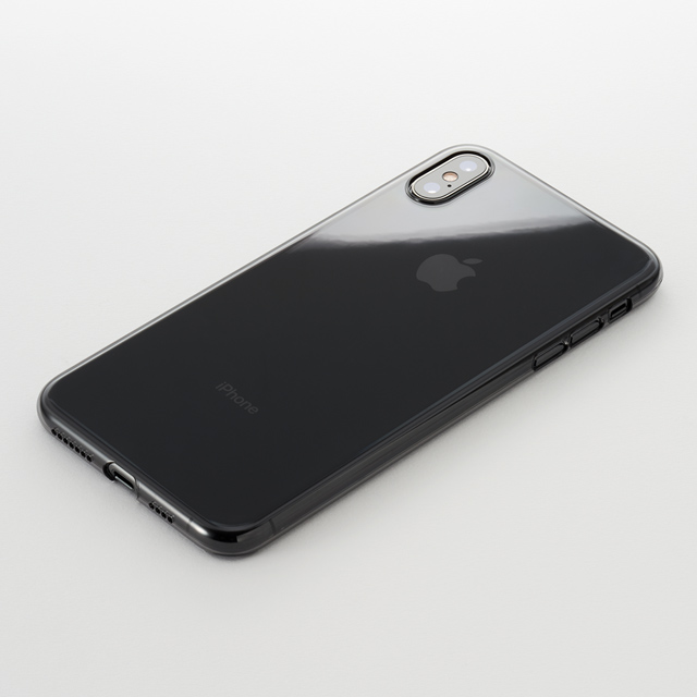 Air Jacket for iPhone XS Max (Clear Black)