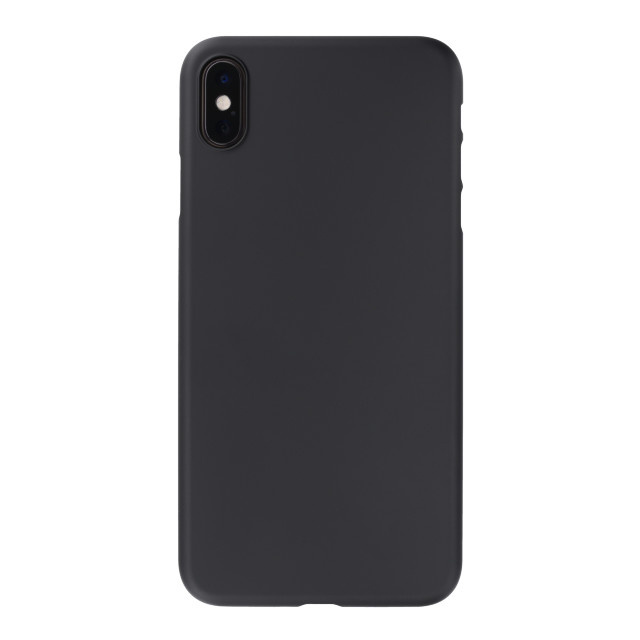 Air Jacket for iPhone XS Max (Rubber Black)
