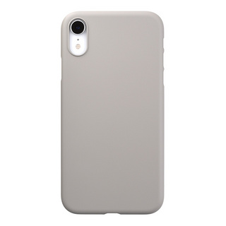 Air Jacket for iPhone XR (Rubber Gray)