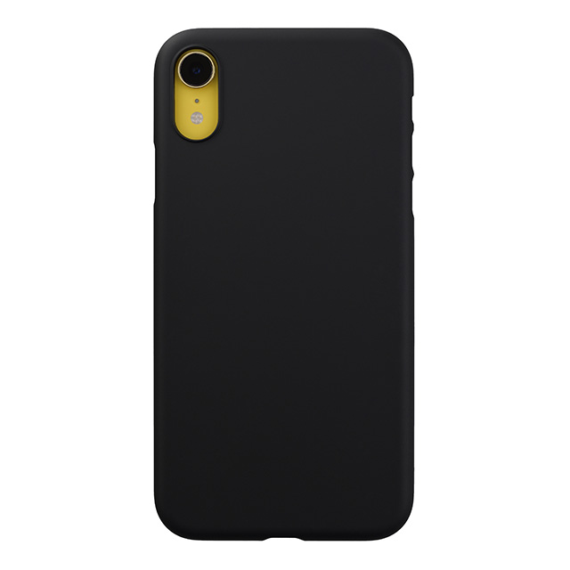 Air Jacket for iPhone XR (Rubber Black)