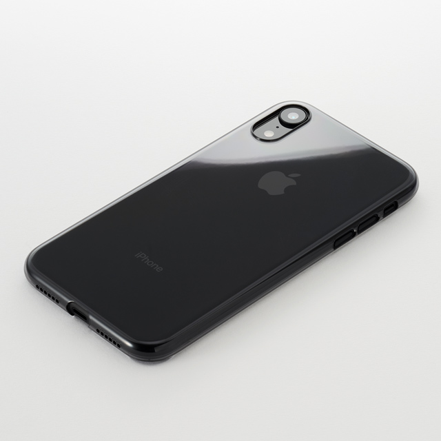 Air Jacket for iPhone XR (Clear Black)