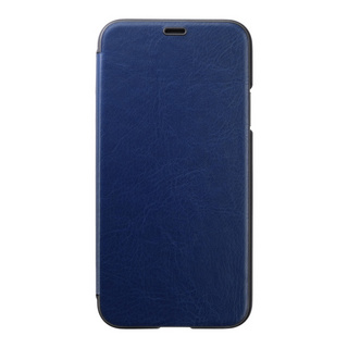 Air jacket Flip for iPhone XS (Navy)