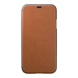 Air jacket Flip for iPhone XR (Brown)