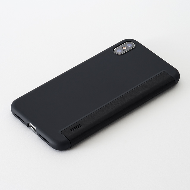 Air jacket Flip for iPhone XS Max (Black)