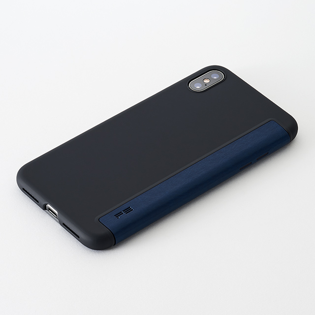 Air jacket Flip for iPhone XS Max (Navy)