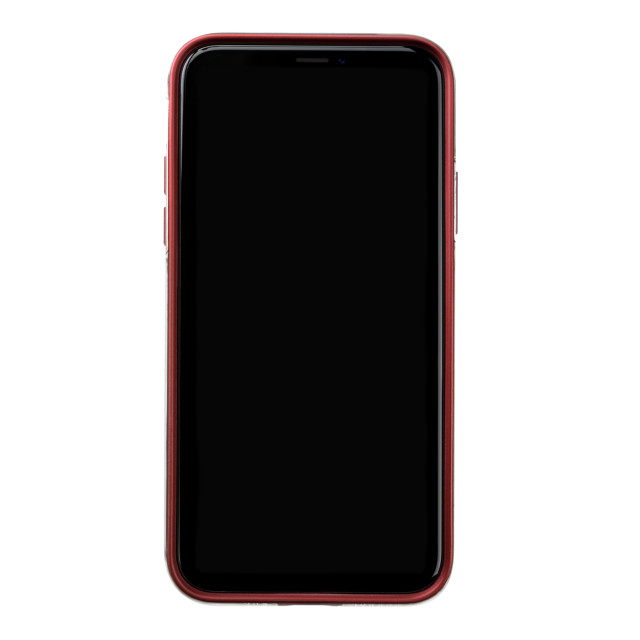 Air jacket Shockproof for iPhone XS (Red)