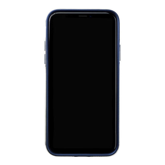Air jacket Shockproof for iPhone XS (Navy)