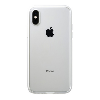Air jacket Shockproof for iPhone XS (White)