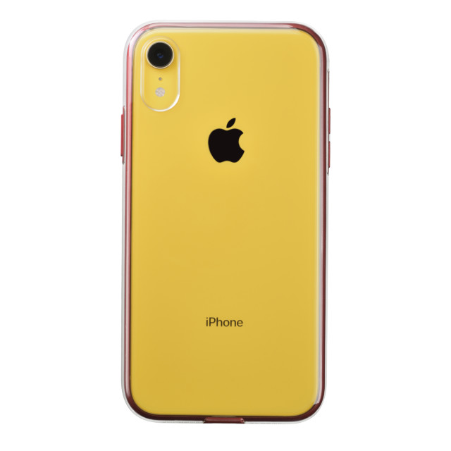 Air jacket Shockproof for iPhone XR (Red)