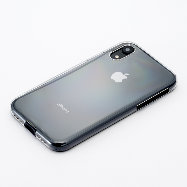Air jacket Shockproof for iPhone XR (Black)
