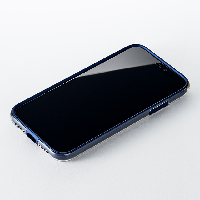 Air jacket Shockproof for iPhone XR (Navy)