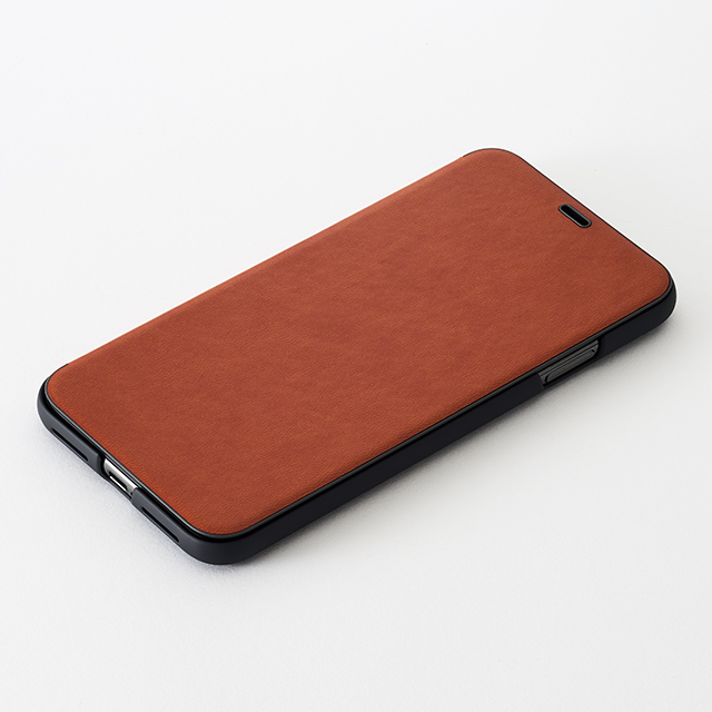 Air jacket Flip for iPhone XS Max (Brown)