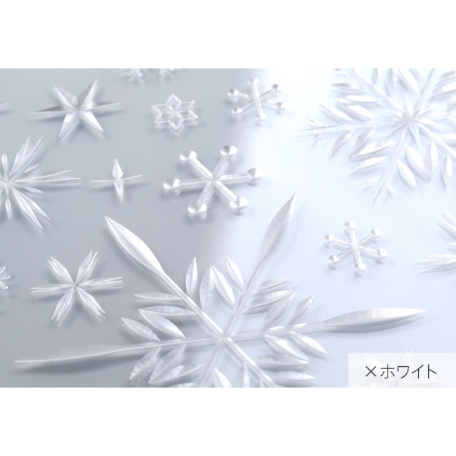 "【Web限定】Air Jacket ""Kiriko"" for iPhone XR 雪片 クリア"