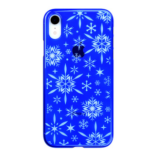 "【Web限定】Air Jacket ""Kiriko"" for iPhone XR 雪片 瑠璃"