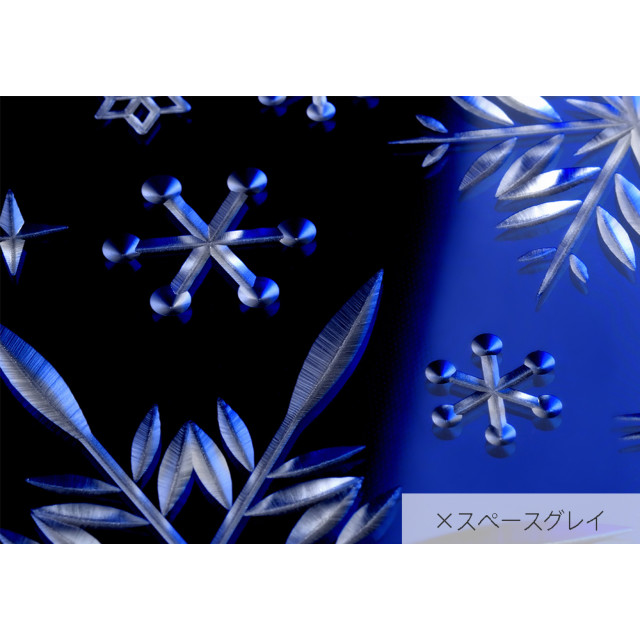 "【Web限定】Air Jacket ""Kiriko"" for iPhone XS Max 雪片 瑠璃"