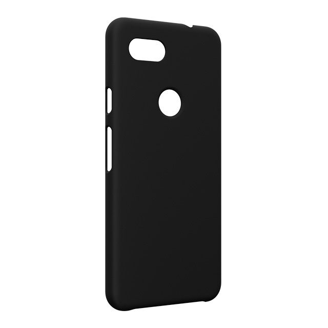 Air Jacket for Google Pixel 3a (Rubber Black)