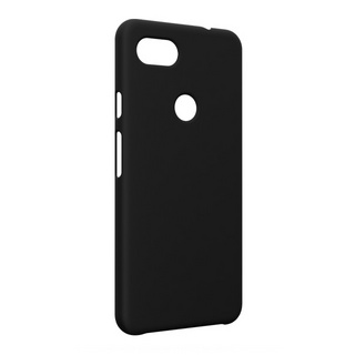 Air Jacket for Google Pixel 3a XL (Rubber Black)