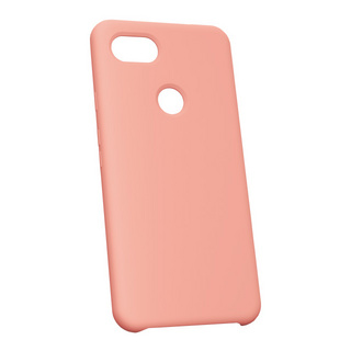 Silicone Jacket for Google Pixel 3a XL (Dark Melon)