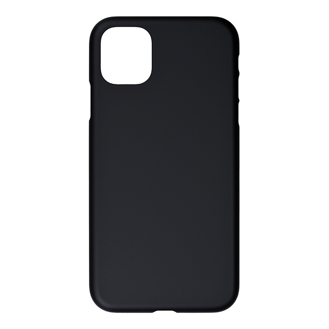Air Jacket for iPhone11 (Rubber Black)