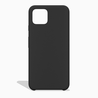 Silicone Jacket for Google Pixel 4 (Licorice)