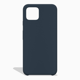 Silicone Jacket for Google Pixel 4 (Petrol)