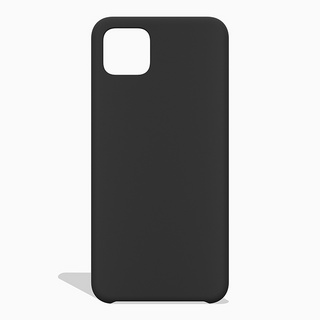 Silicone Jacket for Google Pixel 4 XL (Licorice)