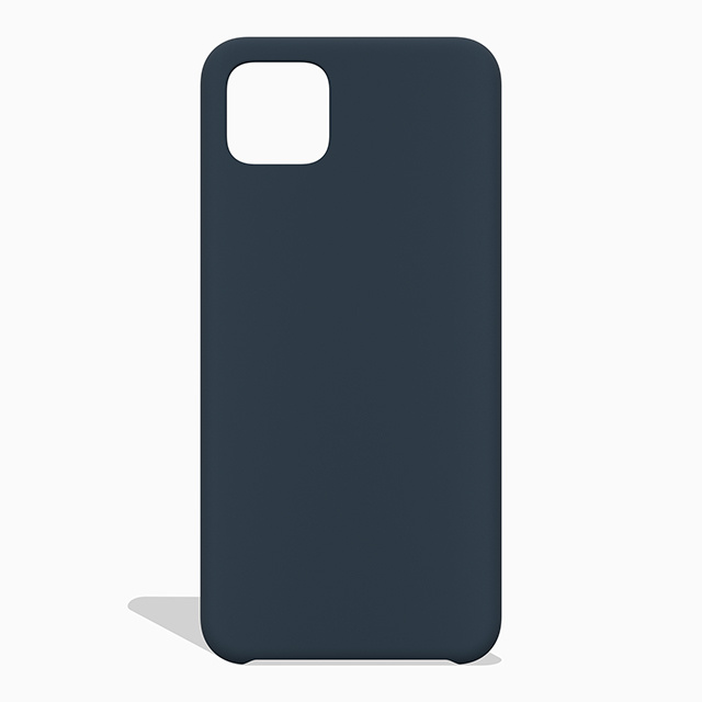 Silicone Jacket for Google Pixel 4 XL (Petrol)