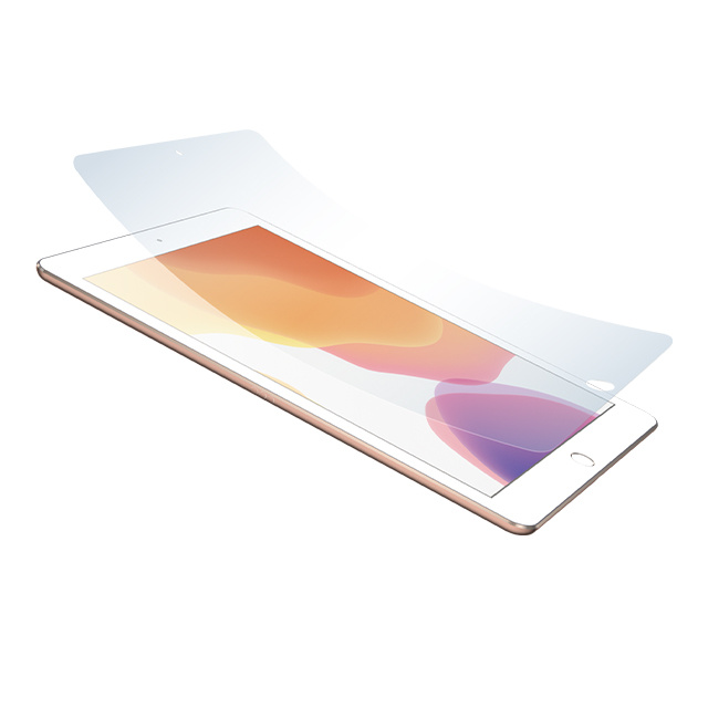 anti-glare film set for 10.2inch iPad 2019モデル
