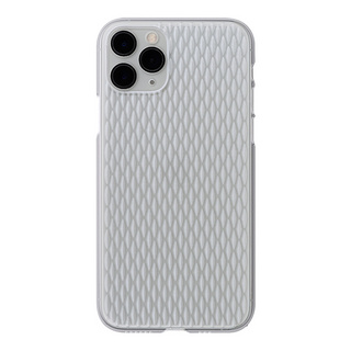 "【Web限定】Air Jacket ""kiriko"" for iPhone11 Pro 米つなぎ (クリア)"