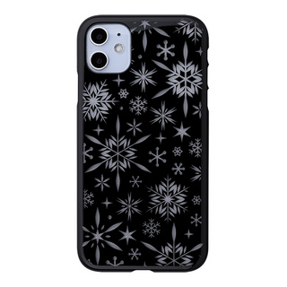 "【Web限定】Air Jacket ""kiriko"" for iPhone11 雪片 (ピアノブラック)"