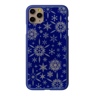 "【Web限定】Air Jacket ""kiriko"" for iPhone11 Pro Max 雪片 (瑠璃)"