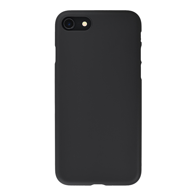 Air Jacket for iPhone SE(第2世代)/iPhone8 (Rubber Black)