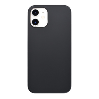 Air Jacket for iPhone12 mini (Rubber Black)