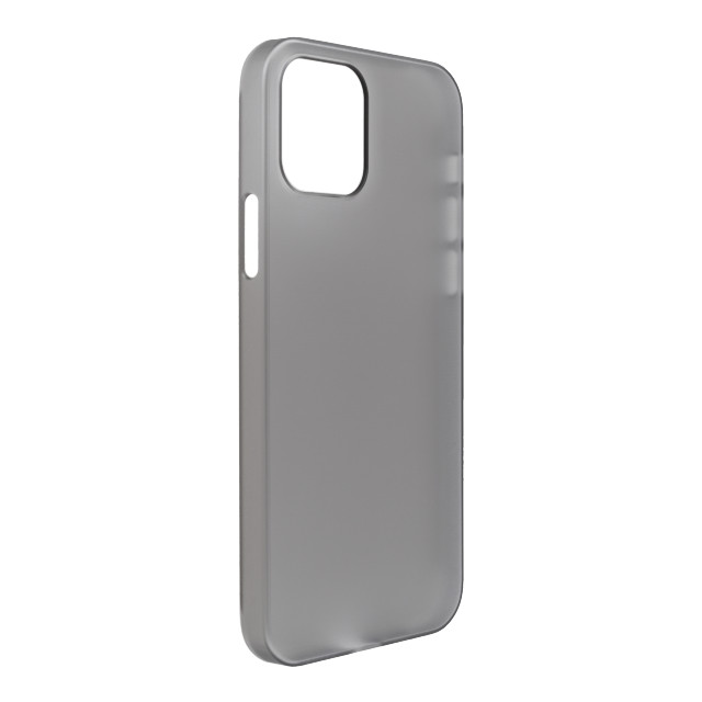 Air Jacket for iPhone12 / iPhone12 Pro (Smoke matte)